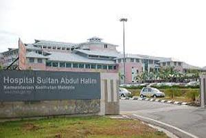 Sultan Abdul Halim Hospital